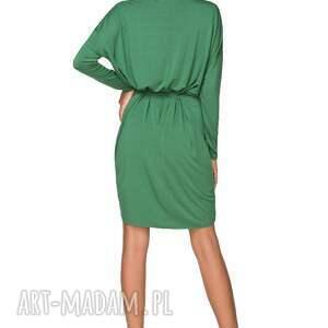 sukienki sukienka wiązana z delikatnej