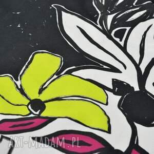 kwiaty sukienki białe wyjątkowa sukienka maxi
