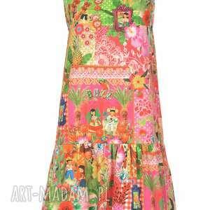 polska marka sukienki wyjątkowa sukienka, 100%