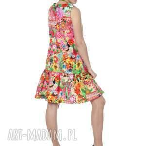 De La Fotta sukienki: - designerska wiosna