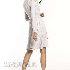 trendy sukienki sukienka zwiewna z delikatnej