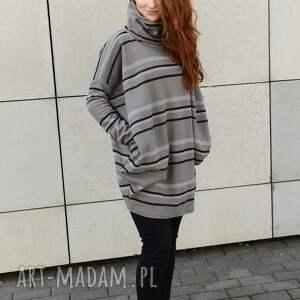 swetry bluza bardzo luźny wygodny sweter