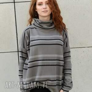 luźny krój swetry bardzo wygodny sweter