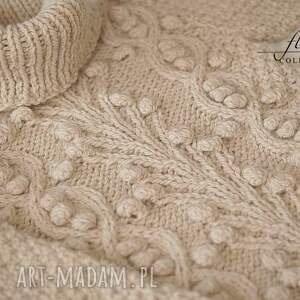 swetry: dziergany