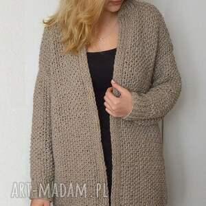 swetry sweter beżowy kardugan zamówienie p