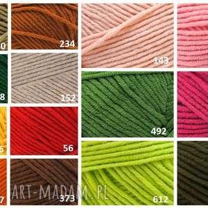 ręcznie robione swetry bliźniak menton