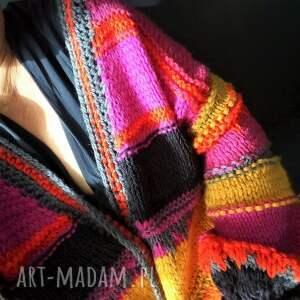 wyjątkowe swetry sweter ciepły boho style