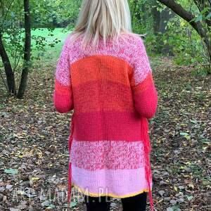 The Wool Art Ciepły sweter