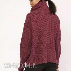 unikalne swetry sweter ciepły z warkoczem, swe115