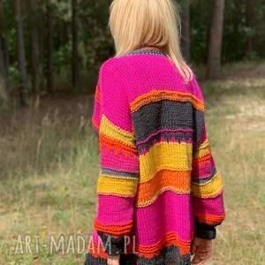 swetry ciepły sweter boho style