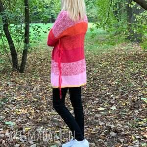 kardigan swetry ciepły sweter