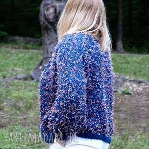 """sweter swetry letni kardigan z kolekcji """"kolorowy"""