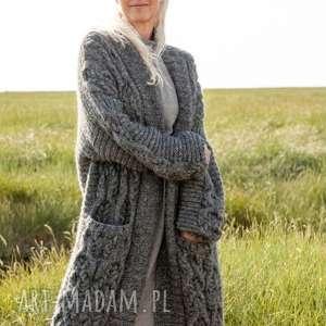 swetry płaszcz sweter laval