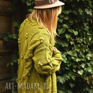 unikalne swetry handmade sweter cardigan wzór