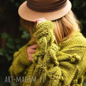 unikalne swetry ciepły cardigan sweter wzór