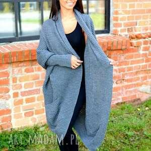 swetry długi-sweter sweter długi gruby uniwersalny