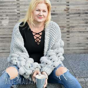 swetry alpaca sweter, kardigan