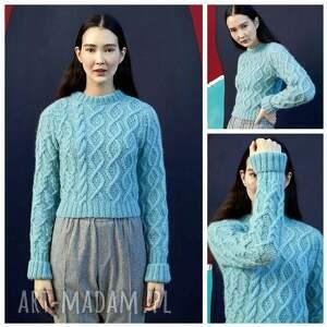 oryginalne swetry sweter nacka