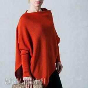 swetry ponczo sweter