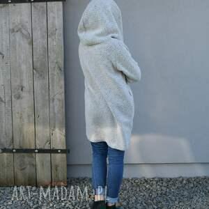 duże rozmiary swetry sweter wełniany jesienno zimowy