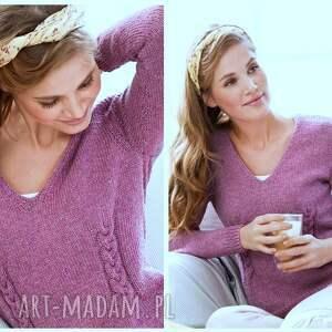 awangardowe swetry merino sweterek murcja