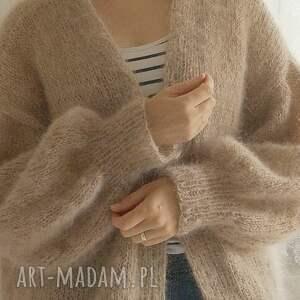 swetry kardigan tulip - beżowy