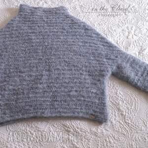 golf swetry pół-golf
