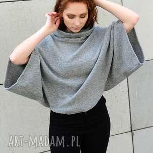 wdzianko narzuta swetry wełniane