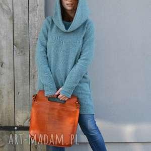 ciepły-sweter swetry wełniany sweter, luźny wygodny
