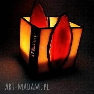 frapujące lampion prezent. świecznik.