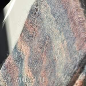 szaliki szalik ażurowy szal