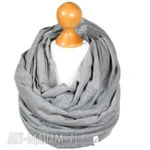 atrakcyjne szaliki szalik bawełniany komin tuba