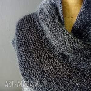szaliki szal ciepła chusta