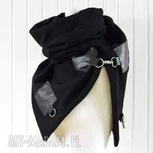 wyjątkowe szaliki szal ciepły wełniany- unisex