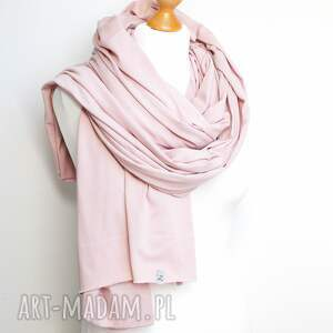 gustowne szaliki szal długi bawełniany damski