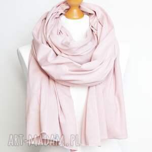 szaliki długi szal bawełniany damski