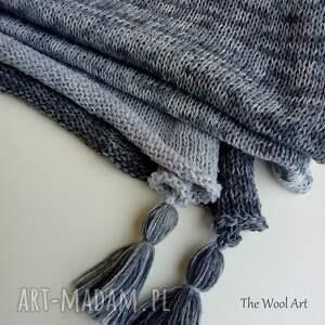 awangardowe szaliki szalik długi