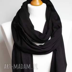 szalik szaliki długi wąski szal bawełniany
