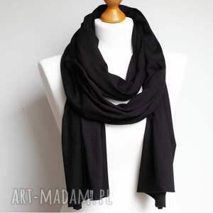szaliki szalik długi wąski szal bawełniany