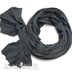 szaliki chusta duży szal bawełniany na jesień