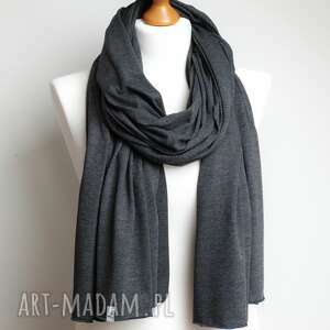szaliki: - jesienny modny