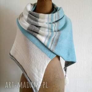 handmade szaliki szalik duży szal