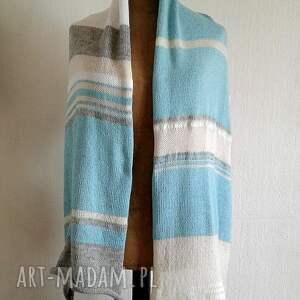 szaliki szalik duży szal