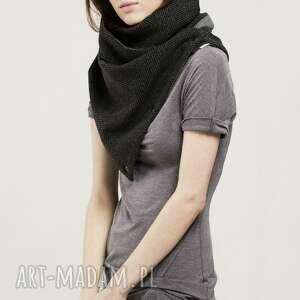 urokliwe szaliki wełniany duży zapinany szalik w elegancką