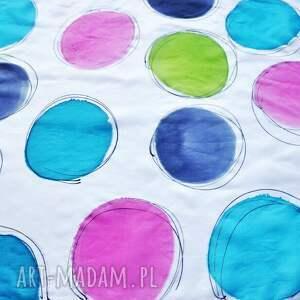 kolorowe szaliki jedwabny malowany szal w