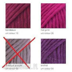 gruby szaliki kolorowe 30 kolorów * wybierz swój 100%