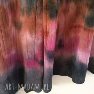 szaliki kolorowy wełniany szal