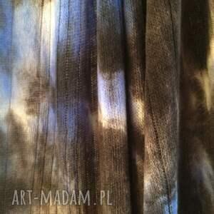 elegancki szaliki miękki szal noc polarna