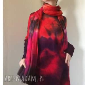 Anna Damzyn szaliki: wełna