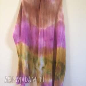 intrygujące szaliki wełniany pastelowy miękki z jagnięcej wełny